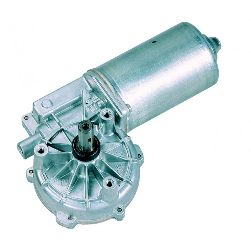 Dc Motor With Worm Gear